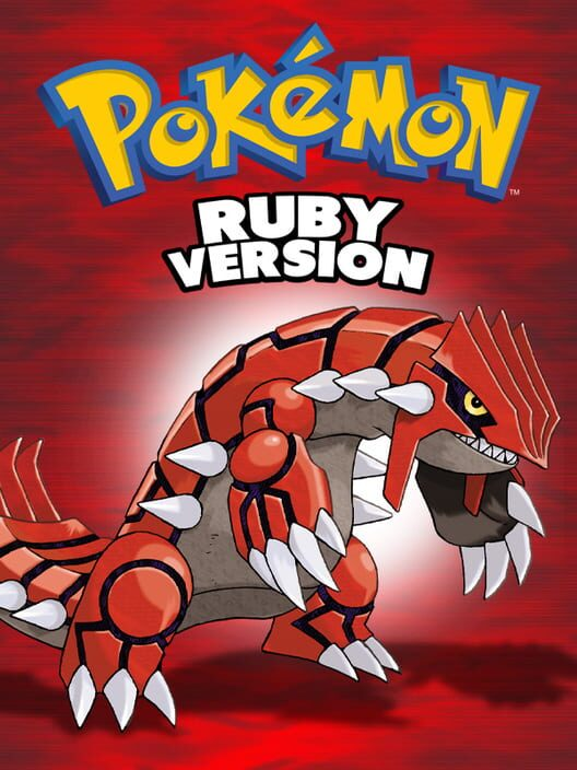 Pokémon Ruby image