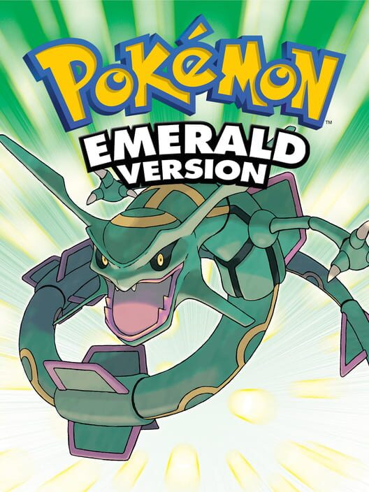 Pokémon Emerald Version Display Picture