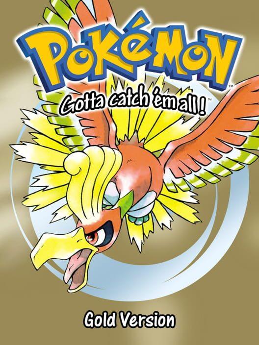 Pokémon Gold Version Display Picture