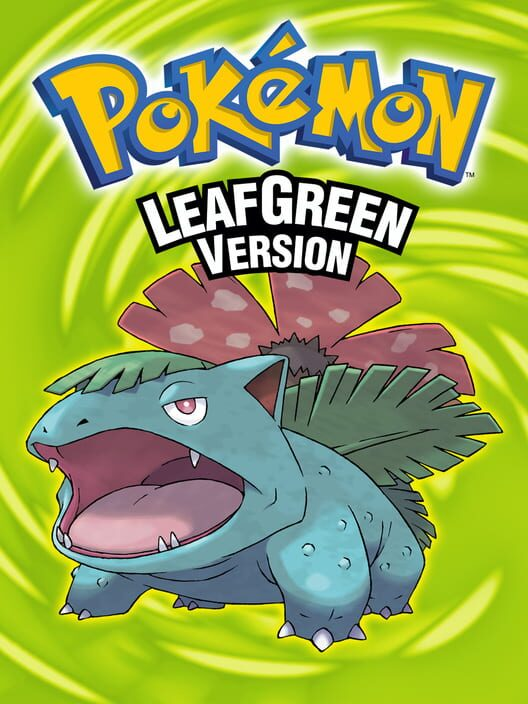 Pokémon LeafGreen Version image