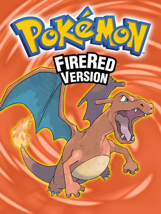 Pokémon FireRed image