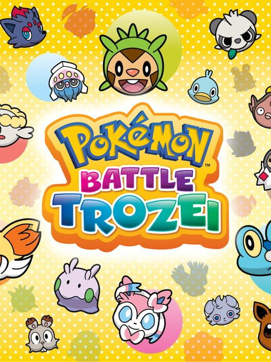 Pokémon Battle Trozei image