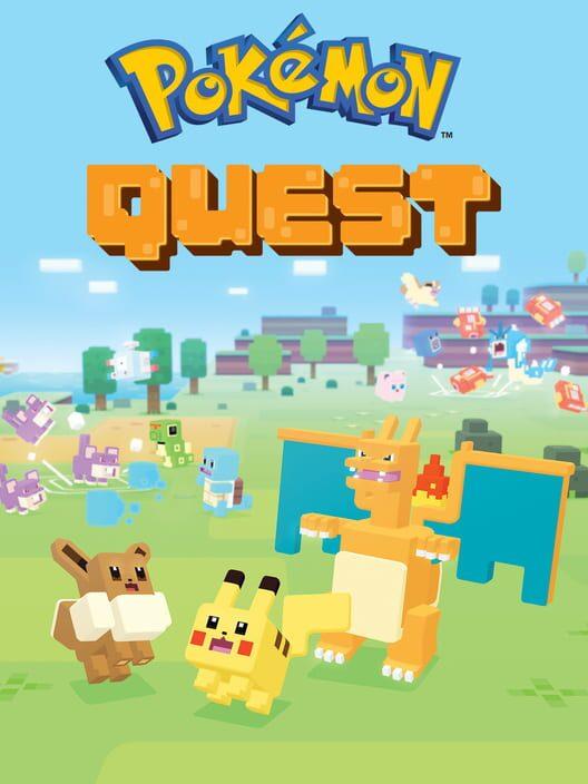 Pokémon Quest Display Picture
