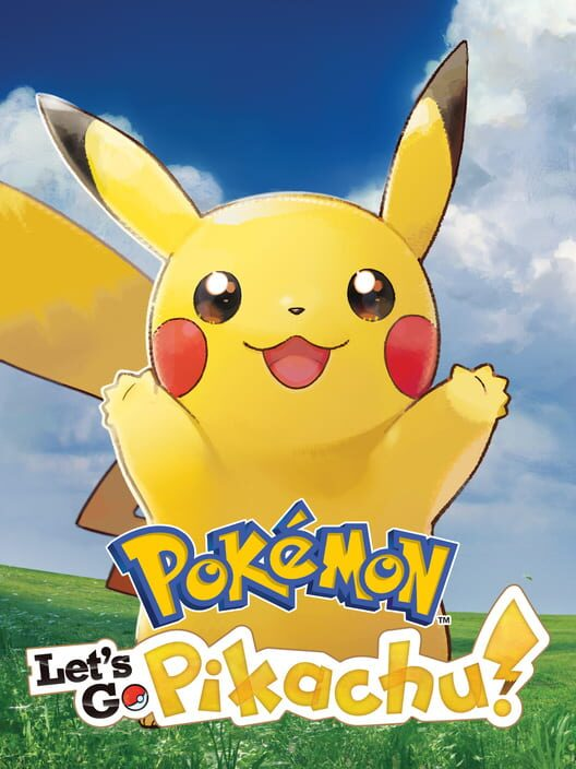Pokémon: Let's Go, Pikachu! Display Picture