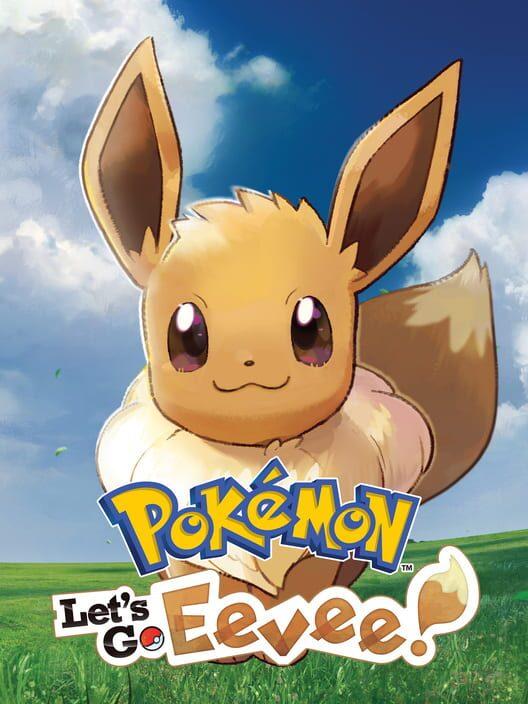 Pokémon: Let's Go, Eevee! Display Picture