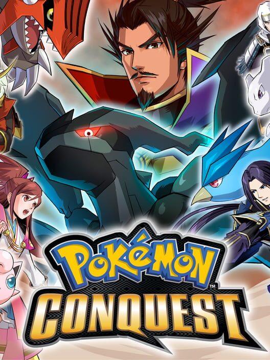 Pokémon Conquest image