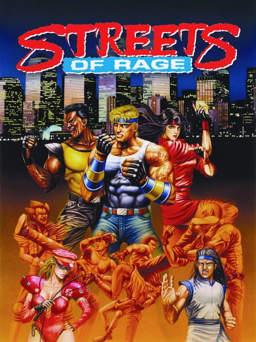 3D Streets of Rage image