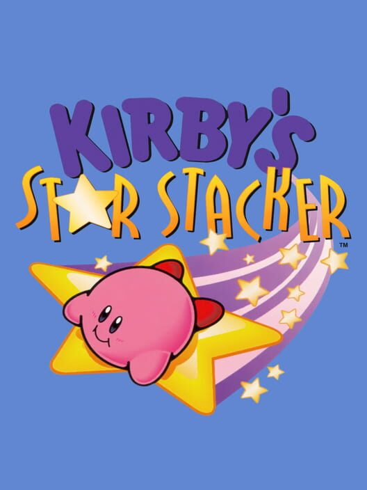 Kirby's Star Stacker image