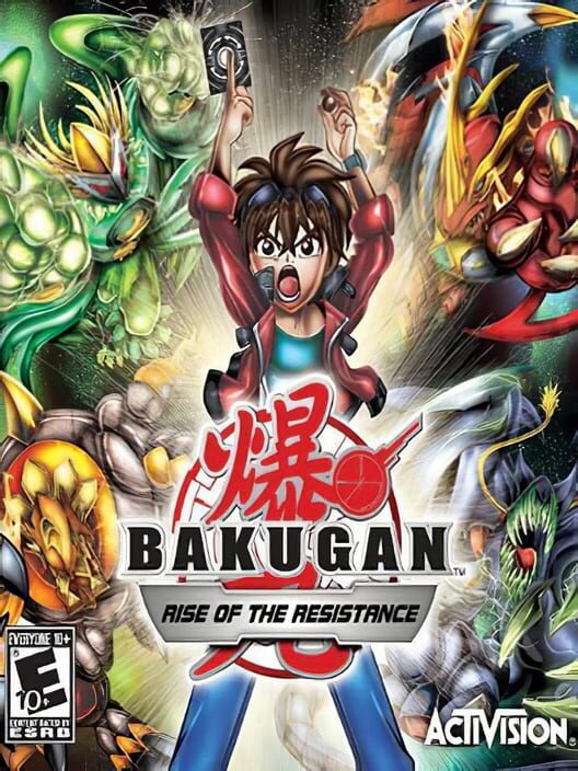 Bakugan: Rise of the Resistance Display Picture