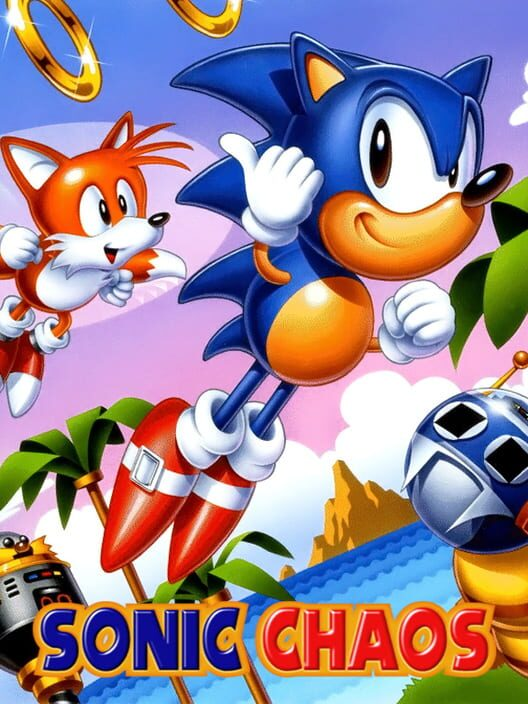 Sonic the Hedgehog Chaos image