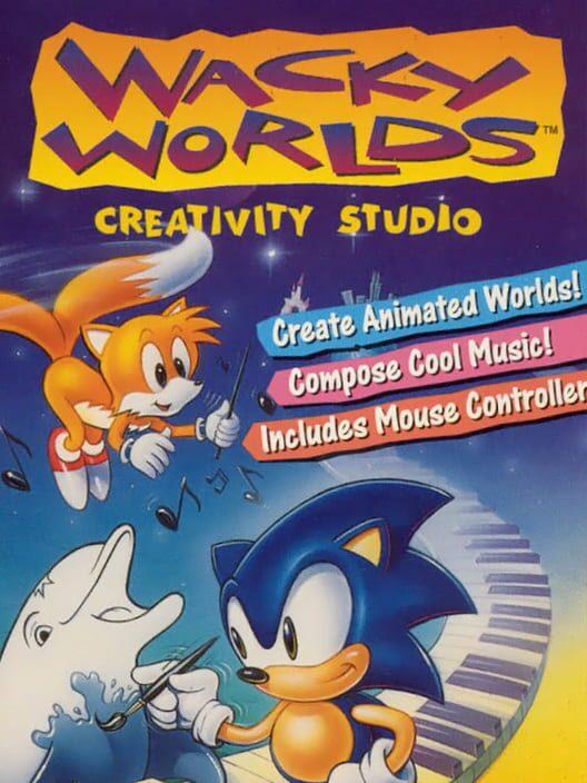 Wacky Worlds Creativity Studio image