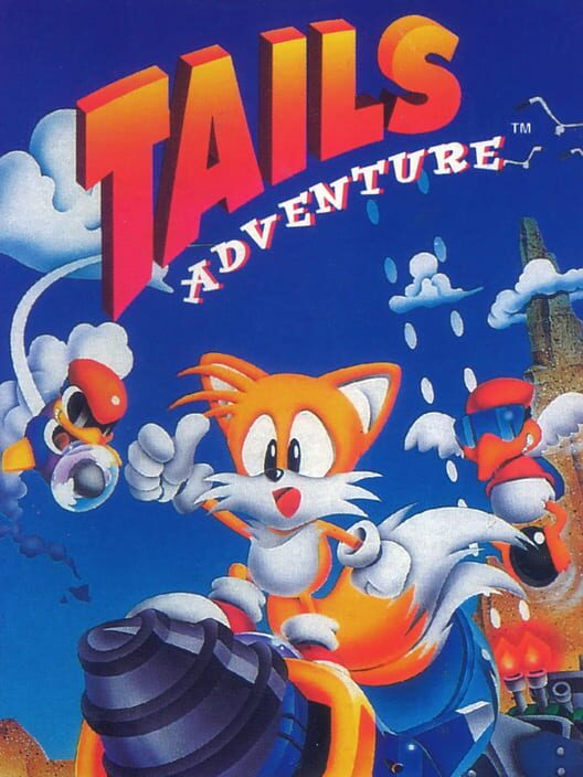 Tails Adventure Display Picture