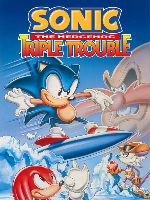 Sonic the Hedgehog: Triple Trouble image