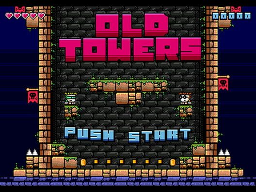 Old Towers Display Picture