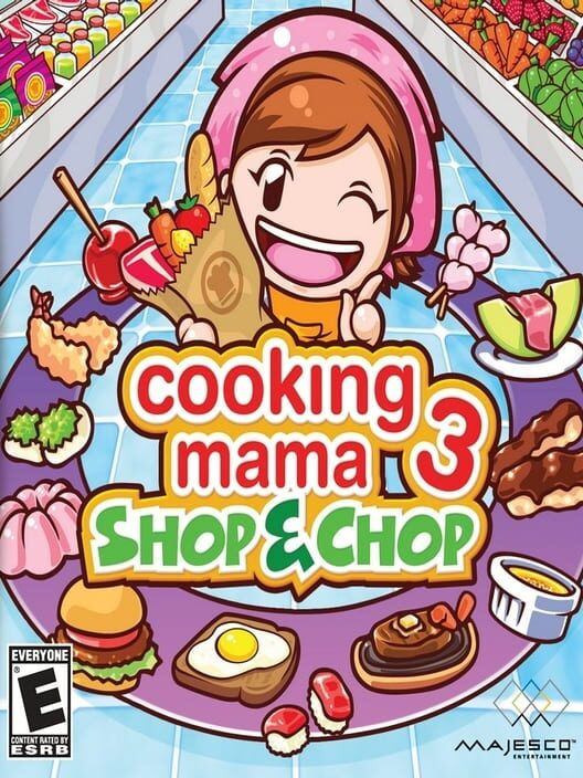 Cooking Mama 3: Shop & Chop image