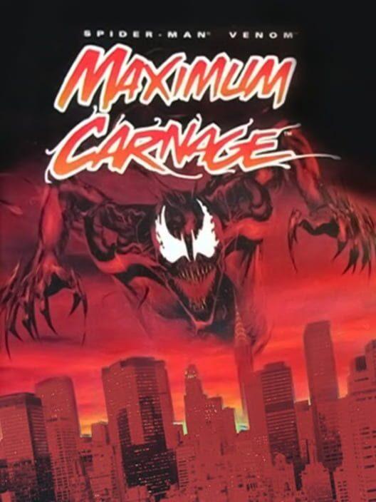 Spider-Man and Venom: Maximum Carnage image