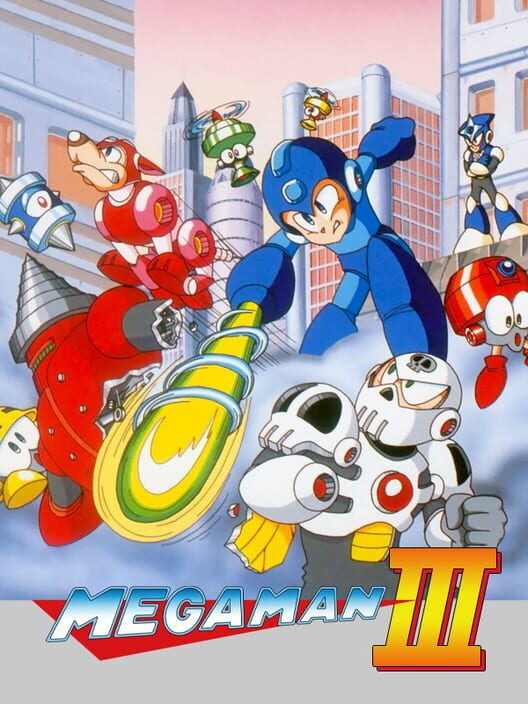 Mega Man III image