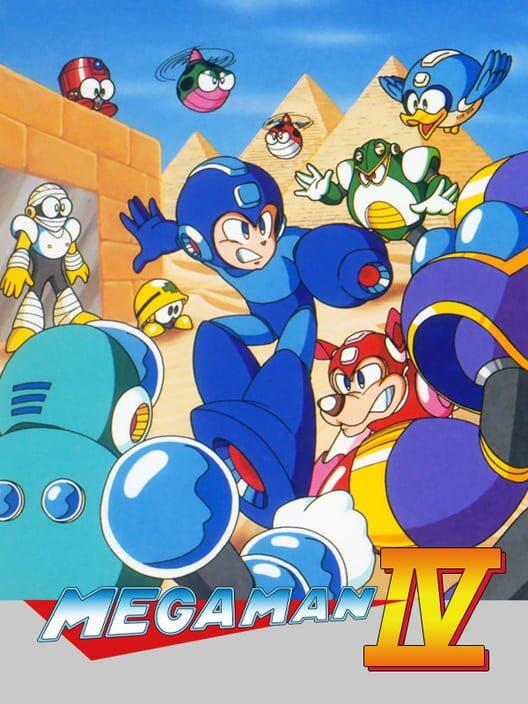 Mega Man IV image