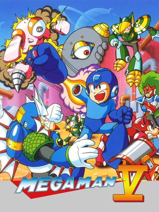 Mega Man V image