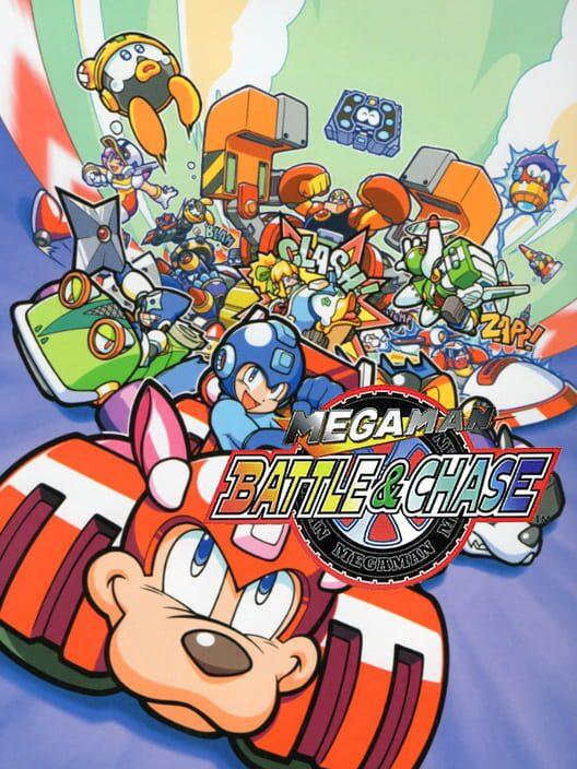 Mega Man Battle & Chase image