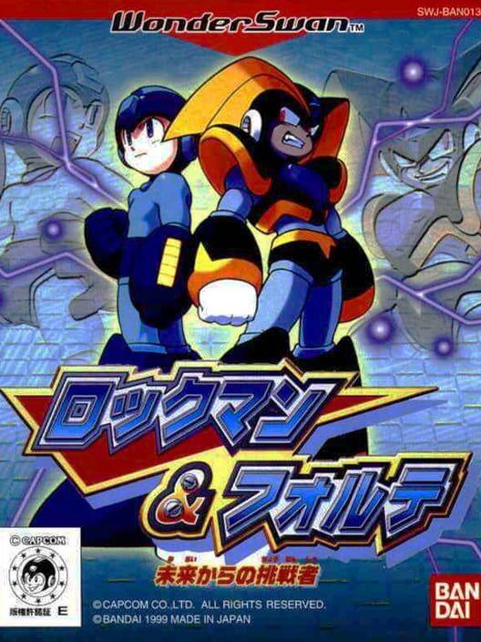 Rockman & Forte Mirai kara no Chōsensha image