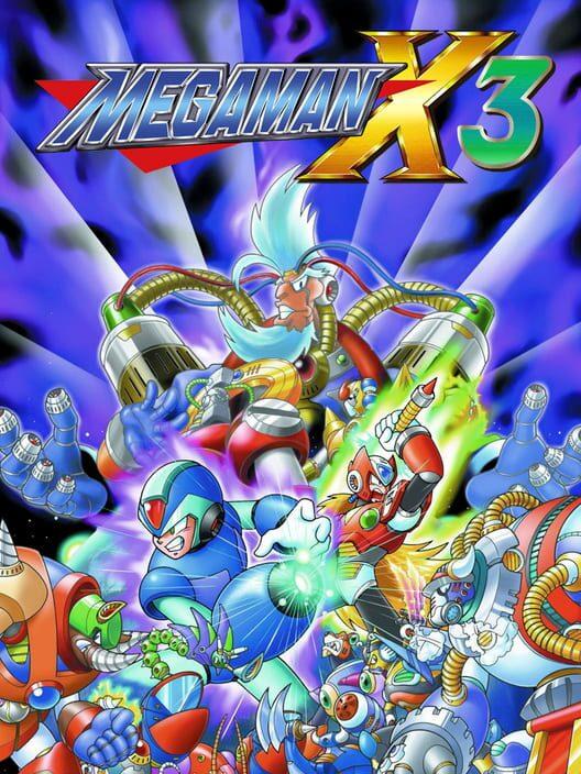 Mega Man X3 image