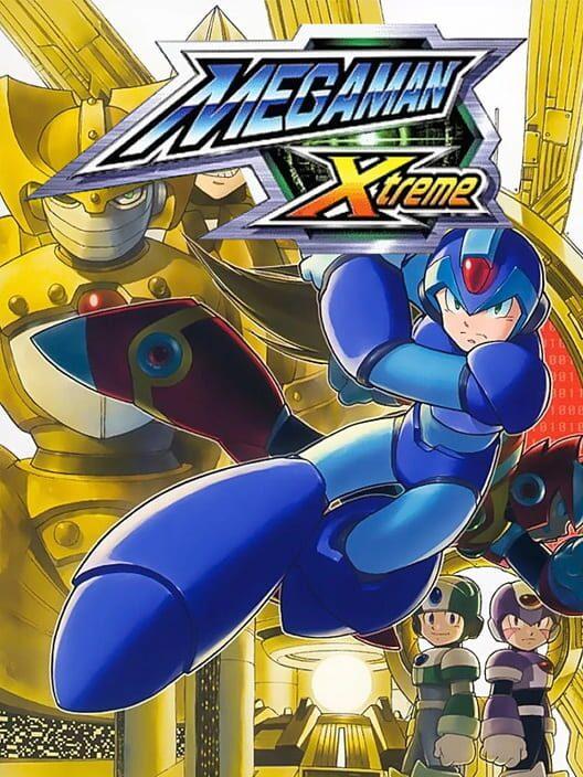 Mega Man Xtreme image