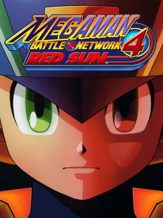 Mega Man Battle Network 4 Red Sun image