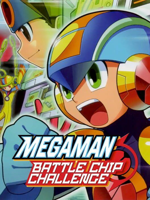 Mega Man Battle Chip Challenge image