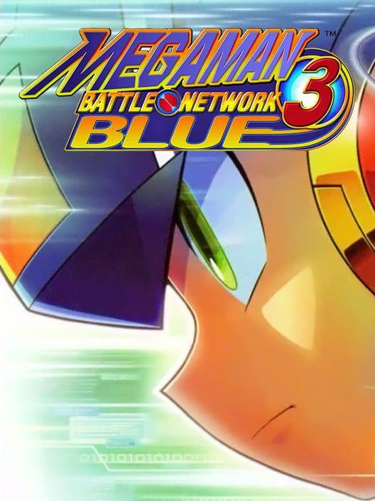 Mega Man Battle Network 3 Blue image
