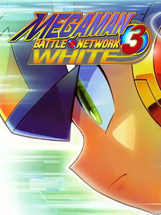 Mega Man Battle Network 3 White image