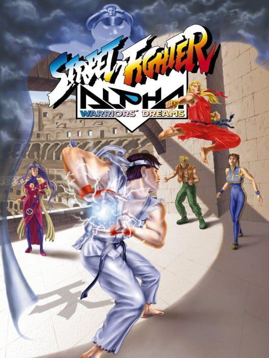 Street Fighter Alpha: Warrior's Dreams image