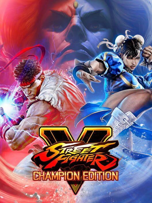 Street Fighter V: Champion Edition image