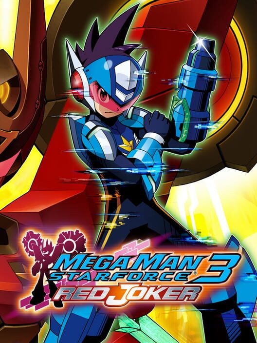 Mega Man Star Force 3: Red Joker image