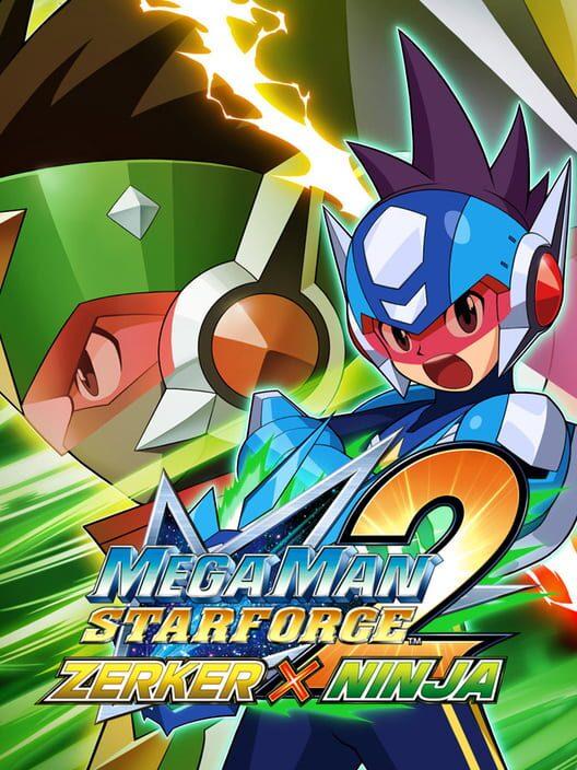 Mega Man Star Force 2: Zerker x Ninja image