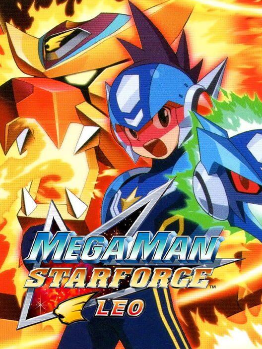 Mega Man Star Force: Leo image