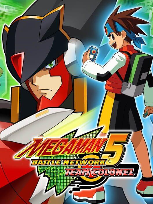 Mega Man Battle Network 5: Team Colonel image