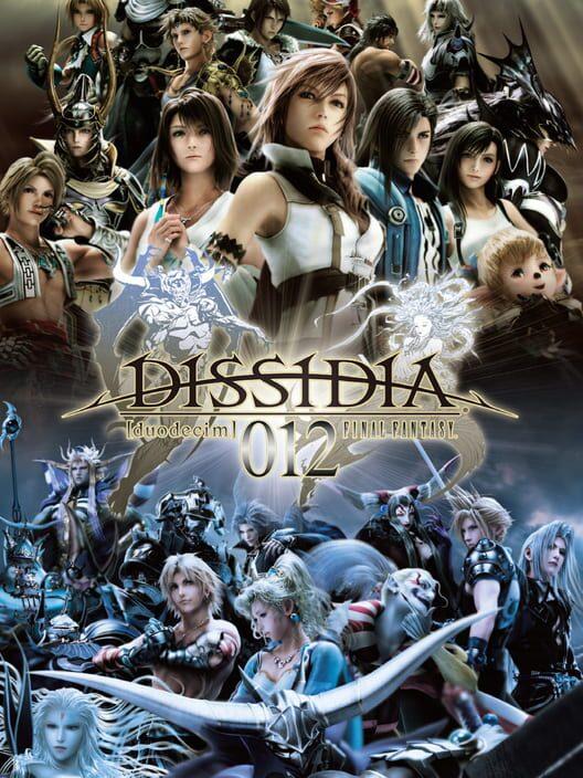 Dissidia 012: Duodecim Final Fantasy image