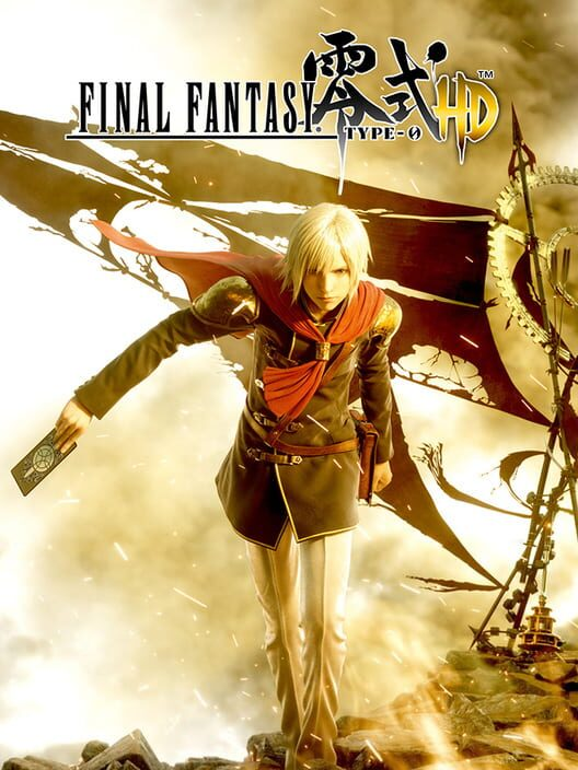 Final Fantasy Type-0 HD image