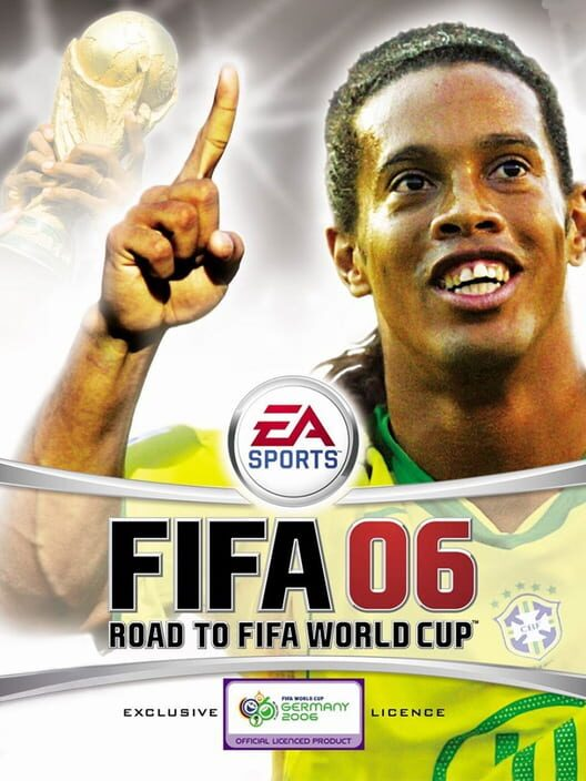 FIFA 06: Road to FIFA World Cup image