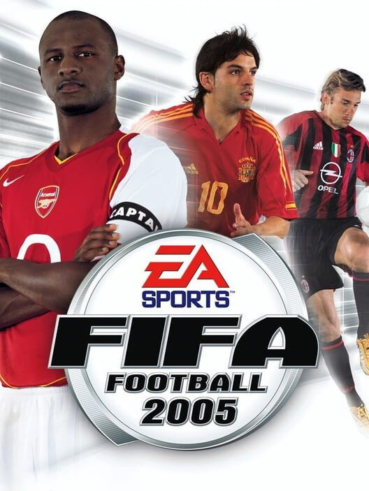 FIFA Soccer 2005 image