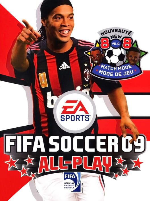 FIFA Soccer 09 All-Play Display Picture