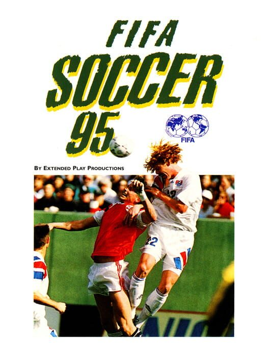 FIFA Soccer 95 image