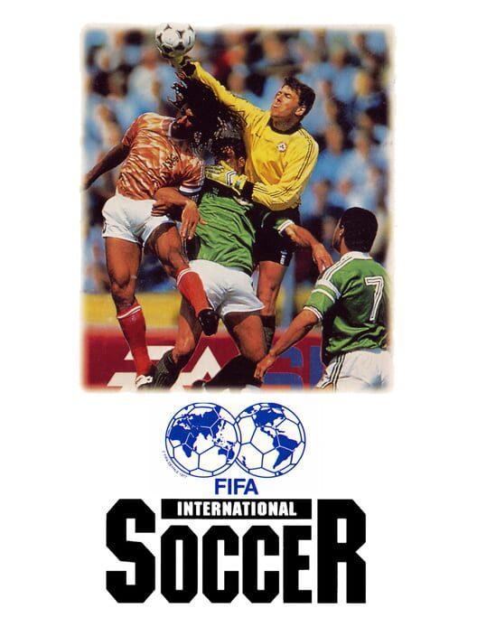 FIFA International Soccer: Championship Edition image