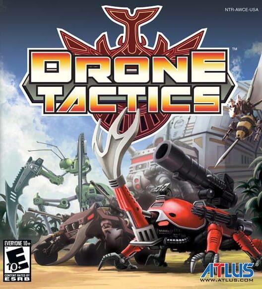 Drone Tactics Display Picture