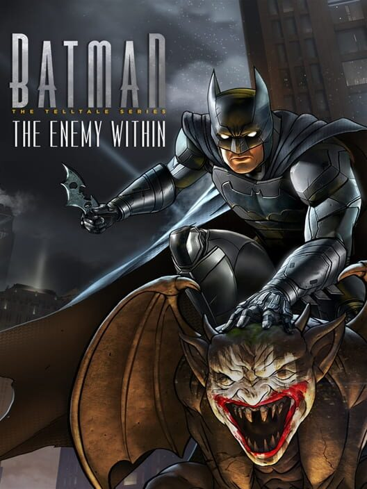 Batman: The Enemy Within image