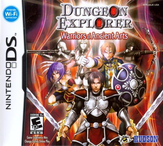 Dungeon Explorer: Warriors of Ancient Arts Display Picture
