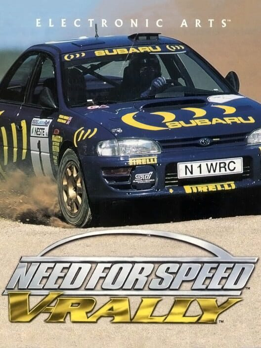 Need for Speed: V-Rally image