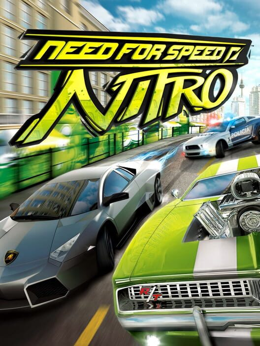 Need for Speed: Nitro Display Picture