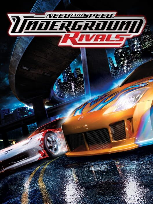 Need For Speed: Underground - Rivals image